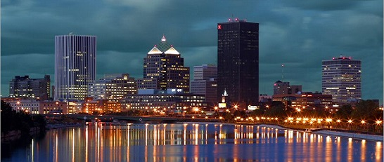 Headquartered in Rochester NY